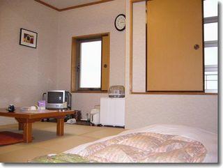 和室B 8畳(禁煙室のみ)お風呂、トイレ独立型を設置