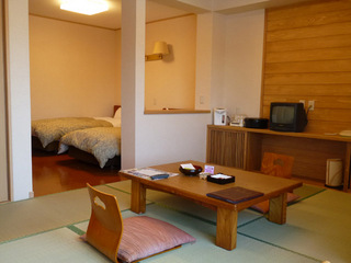 【◇富士山側◇】1日1室限定和洋室