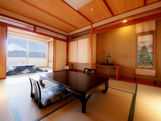【◇富士山◇】露天風呂付き大部屋客室