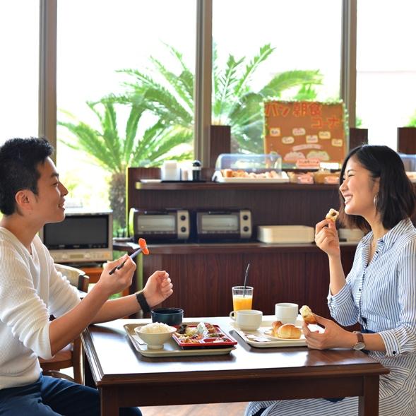 当館カップル人気№1♪ 宮崎☆恋旅プラン <和朝食付> 11時OUT♪