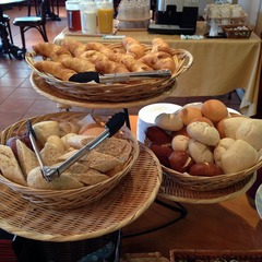 ◇カップルプラン(セミダブル2名様利用)美味しい朝食バイキング付