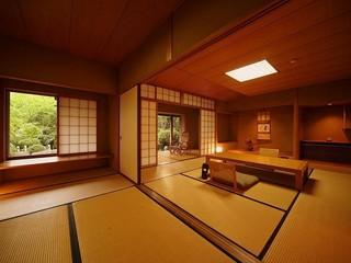 日本の伝統美が息づく離れ家「紅塵庵(こうじんあん)」