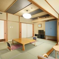 【出で湯館】和室10畳 夕陽側