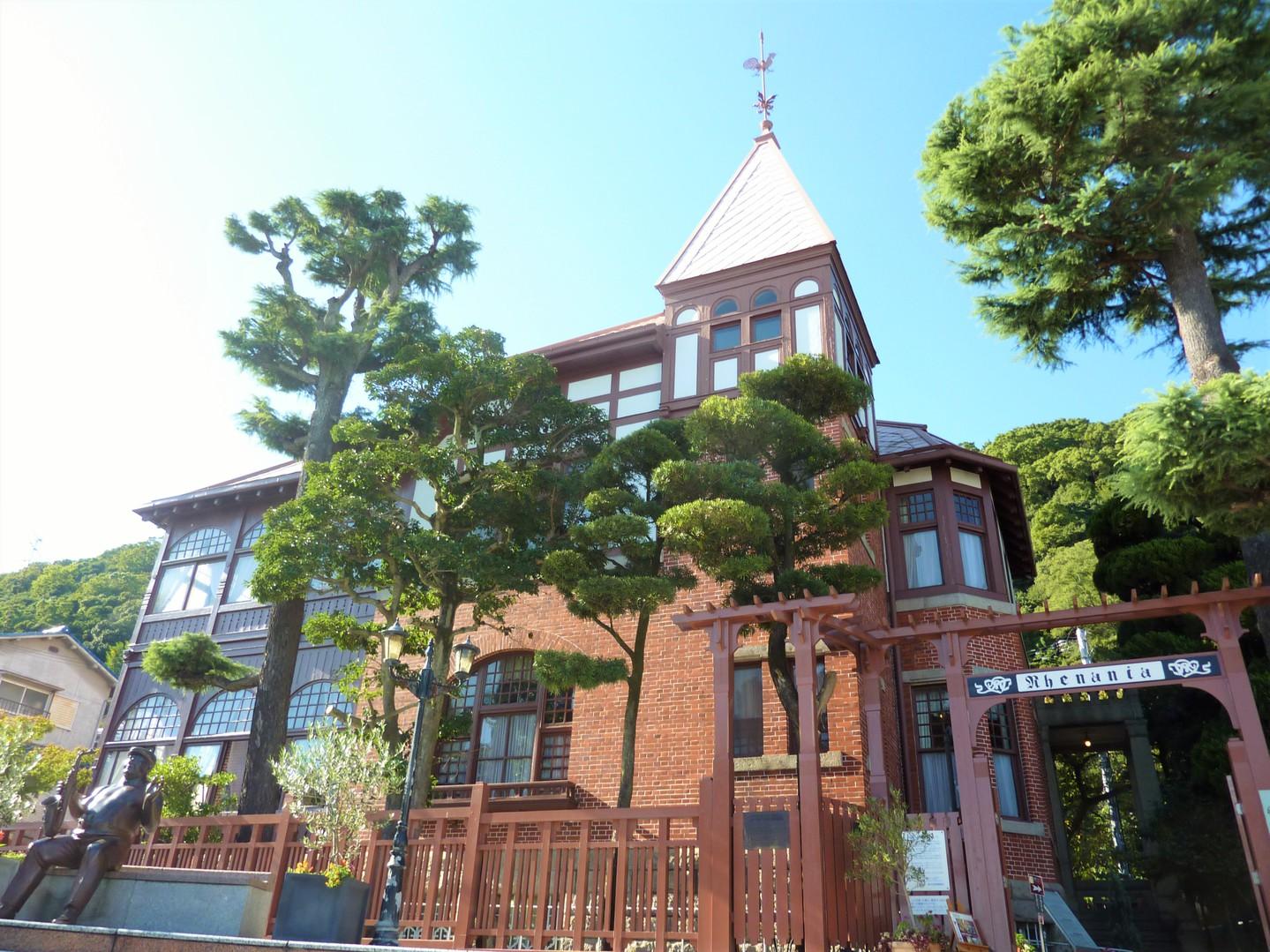 坂 ホテル 北 の 神戸