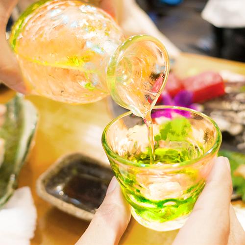 """■三重の地酒飲み放題■〜思う存分『地酒』を堪能〜""""地のもの""""と共に味わう三重を感じるこだわり食旅"""