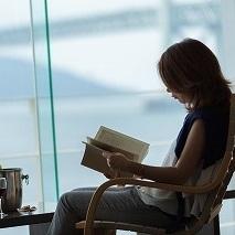 【女子一人旅特典付】絶景と美食に癒されてココロと体をリセットする時/夕朝食付・滞在中ドリンクフリー