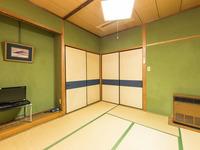 【喫煙】和室三人部屋(バス・トイレ無し)