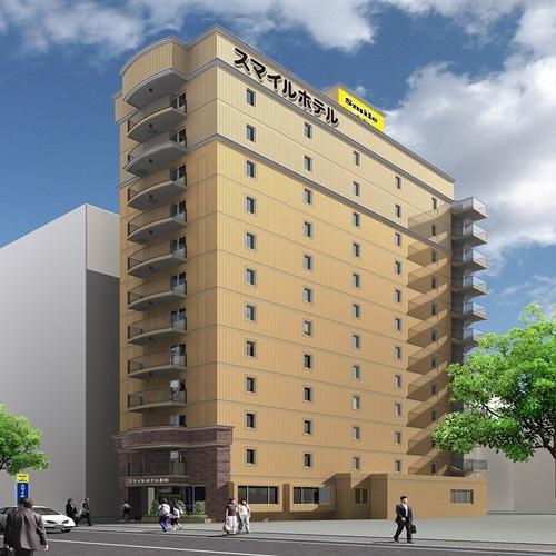 スマイルホテル静岡(旧:アーバントイン静岡) image