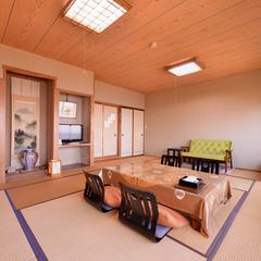 【定番】1泊2食付|川魚・山の幸堪能!関東平野を一望☆眺望が自慢の宿!