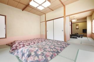 【夏得】<海が見える露天風呂>広々10畳+7畳客室プラン【部屋食】
