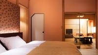 離れ(8畳+6畳)二間・和洋室ベッドルーム