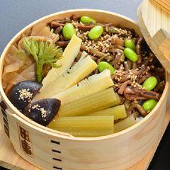 朝食は名物・わっぱ飯(めっぱめし)◆チェックイン21時まで