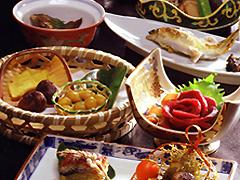 <会津地酒付>1泊2食付◆郷土料理◆炉端でわっぱ飯(めっぱ飯)朝食【楽天限定プラン】