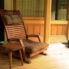 「桃山」 離れ風和室(15帖+縁側)半露天風呂付