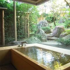 「曙」 離れ風和室(12.5帖+板間)檜風呂付
