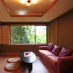 <スタンダード客室1泊2食>夕・朝食お部屋食◆静かな宿で心寛げる休日を