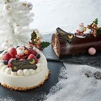 <☆キラめくポートのクリスマス☆>ケーキをお部屋にお届け♪クリスマスケーキプラン(朝食付)