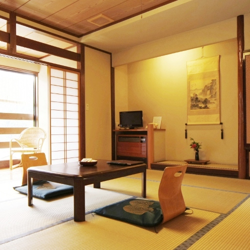 Scenic View Japanese-Style Room