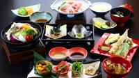 【心にググっと】■リーズナブル■品数を厳選!上州の食材をお得に楽しむ創作会席プラン(1泊2食付)