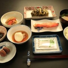【朝食付き】朝から野沢産の自家製米でお腹いっぱい元気いっぱい♪【現金特価】