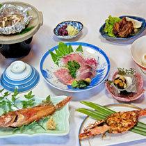 【1泊2食付7000円以下】 網元漁師の宿♪獲れたて天然地魚プラン♪