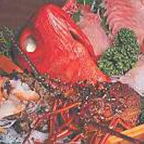 【冬得】獲れたて伊勢海老&釣りたて天然地魚の舟盛付!豪快グルメプラン!!【料理自慢】