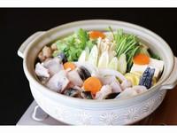 【冬のおすすめ】河豚・クエ・松阪牛しゃぶしゃぶ 【選べる特選鍋】プラン