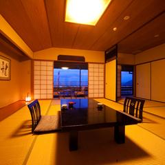 【海側3階】和室10畳+4畳+広縁