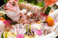 【長寿祝い☆合格祝い】お祝いプラン♪関鯛姿造り&赤飯付き☆豊後牛蒸ししゃぶ懐石