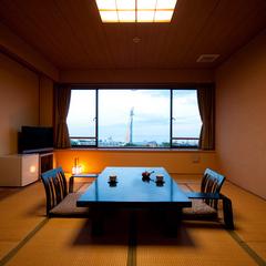 【海側2階】和室10畳