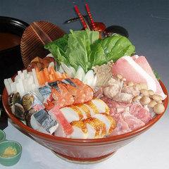 冬の味覚を満喫☆寄せ鍋プラン【夕朝食付】