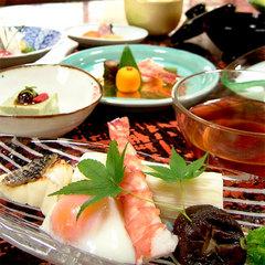"""老舗料理旅館でいただく""""美しくに""""の旬会席◆スタンダード"""