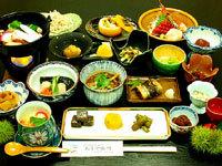 【食事は個室をご用意!】女将の手料理を堪能 1泊2食付き 貸切風呂無料 【1日2組限定】