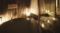 【夕食グレードアップ】〜希少な霜降りの「蔵王牛」を堪能する「すきしゃぶ鍋」コース〜高見屋名物料理