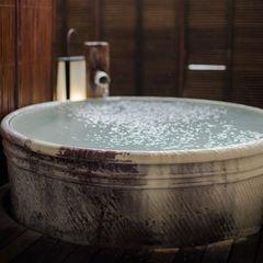 【冬春旅セール】【贅沢ステイプラン】ベッド付き和風客室指定+22時間ステイ+貸切風呂特典