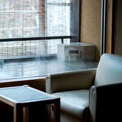【スイートプラン】〜露天風呂付き客室「離庵山水」に泊まる上質な滞在〜ロングステイ+貸切風呂特典付
