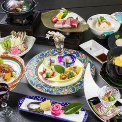 【新春セール】当館人気のスタンダードプラン/山の味覚を堪能「華の会席膳」