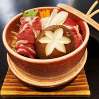お鍋を楽しむプラン〜黒豚セイロ蒸し編〜 =禁煙=