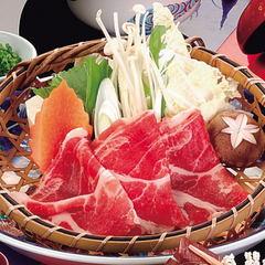 鍋を楽しむプラン〜黒豚しゃぶ鍋編〜