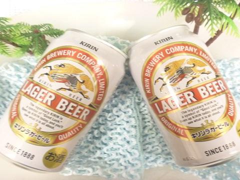 【楽パック限定】☆お部屋で乾杯☆缶ビール付き