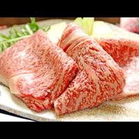 ■絶品!A5等級飛騨牛≪すき焼きorしゃぶしゃぶ≫■旨味・香り・上質な味わいが口いっぱい広がります♪