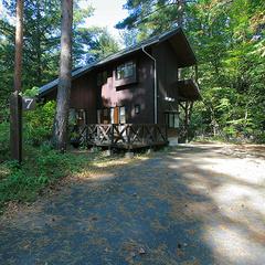 貸し別荘コテージで過ごすプライベート安曇野(素泊まり)