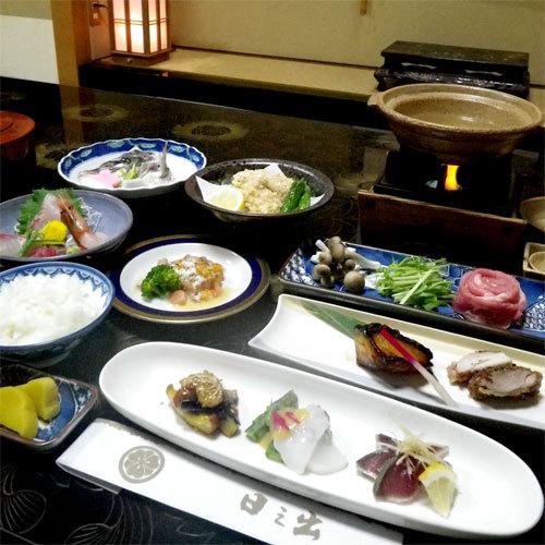 ■2食付■お部屋食☆夕食は地元食材と海の幸のお任せ♪