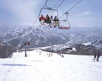 【リフト券付】1泊2食プラン 5ヶ所のスキー場から選べるリフト券付プラン!!★夕食・朝食付★