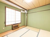 和室2〜5人部屋(バス・トイレ無し)