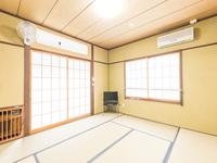 和室3〜6人部屋(バス・トイレ無し)