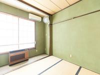 【休止】和室1人部屋(バス・トイレ無し)