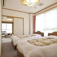 【新館デラックス】和洋室◆和室12畳+洋室(ツインベッド)