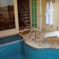 プール&露天風呂付客室 地中海スイート23号室(3名)