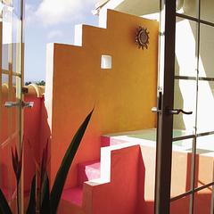 露天風呂付客室 メキシコナチュラル89号室